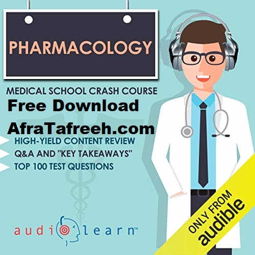 Free Download Audiolean Pharmacology Crash Course