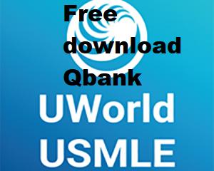 Free Download UWORLD USMLE STEP 1 QBANK 2013